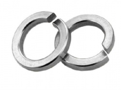 Spring Lock Washers, With Tang Ends-A type
