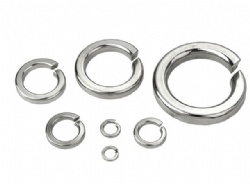 Spring Lock Washers, With Square Ends -B type